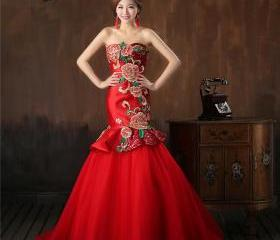 Chinese Style Red Sa..